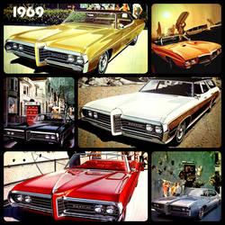 Pontiac 1969 by Nickmix01
