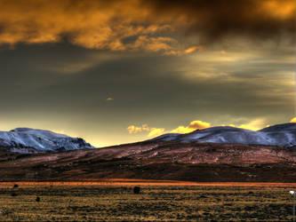 Surreal Sunrise by migueldiab