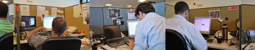 Men At Work by migueldiab