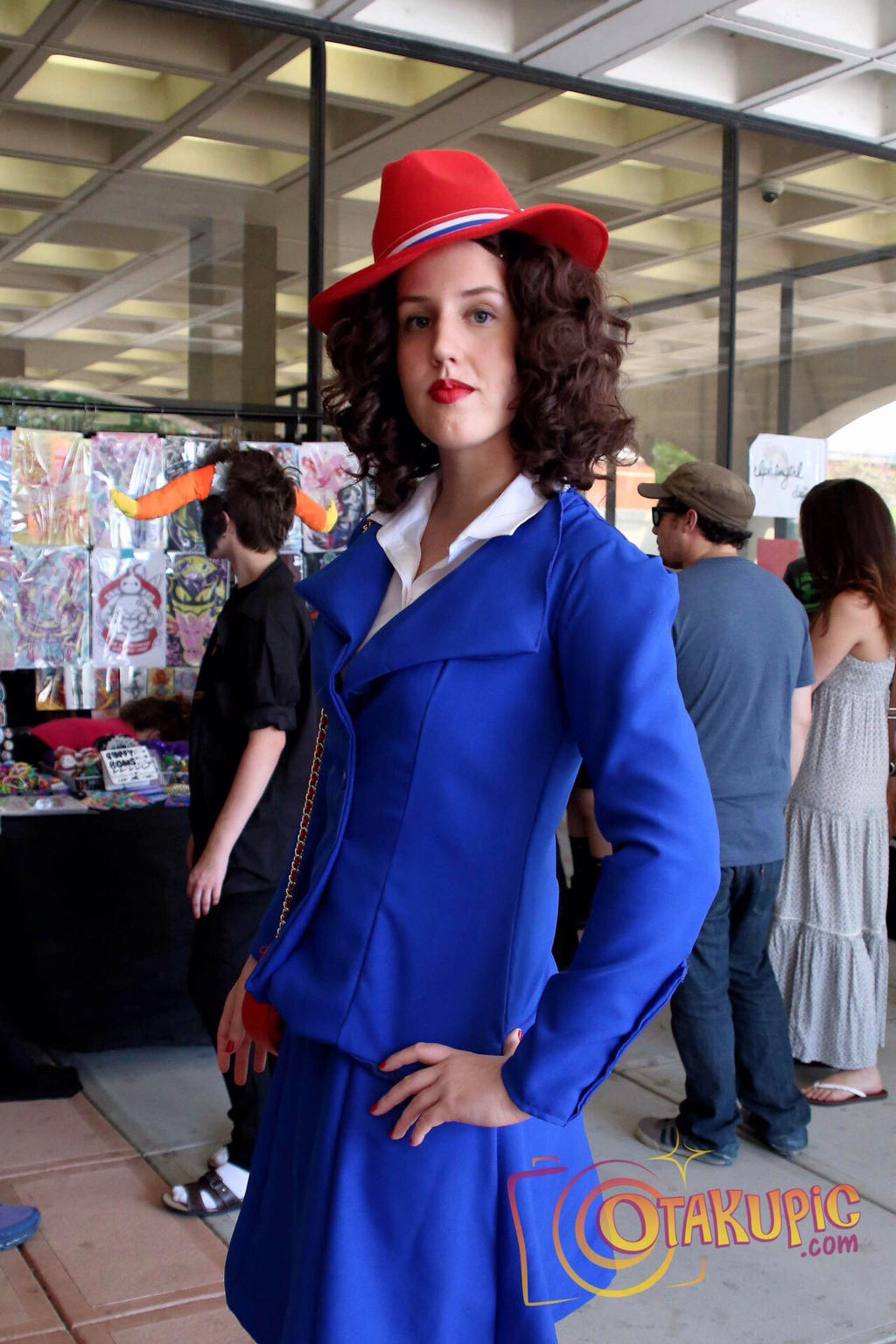 Peggy carter cosplay help