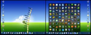 OPEN XP FOLDERS FROM TASKBAR