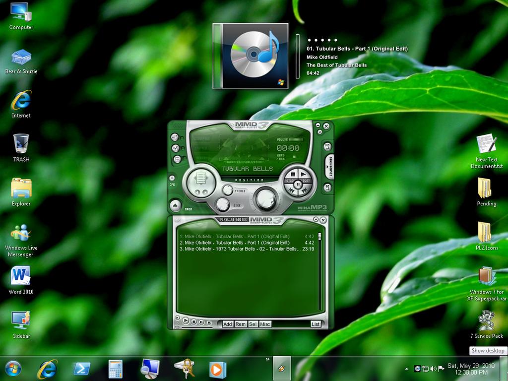 Скачать Бесплатно Winamp Windows 7 - фото 8
