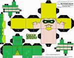 Green Arrow Cubeecraft