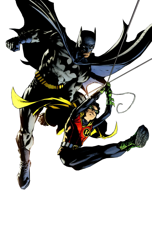 Batman And Robin Render by RatedrCarlos