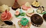 Birthday Cupcakes'