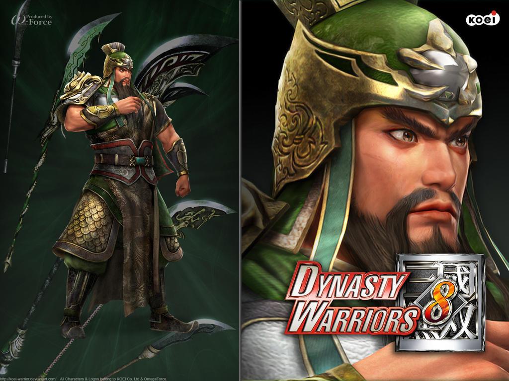 DW8 Wallpaper - Guan Yu by Koei-Warrior on DeviantArt