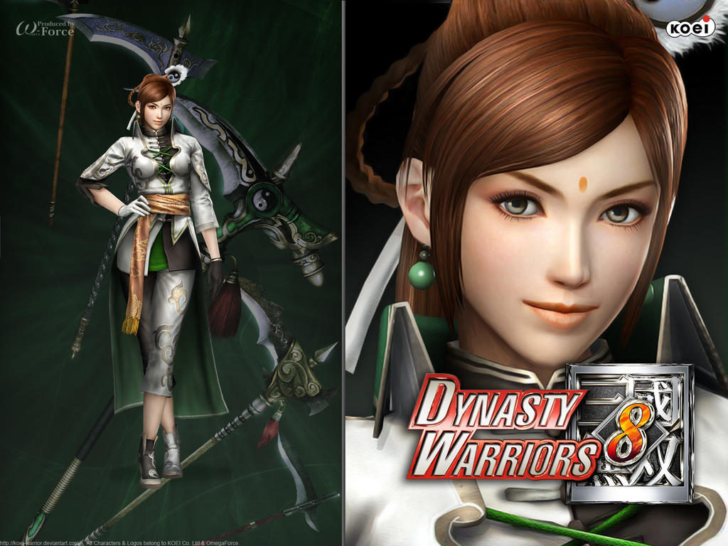 DW8 Wallpaper - Yue Ying by