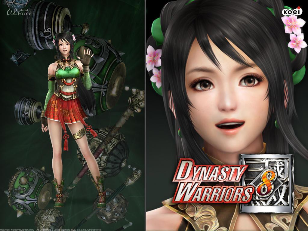 DW8 Wallpaper - Zhou Yu by Koei-Warrior on DeviantArt