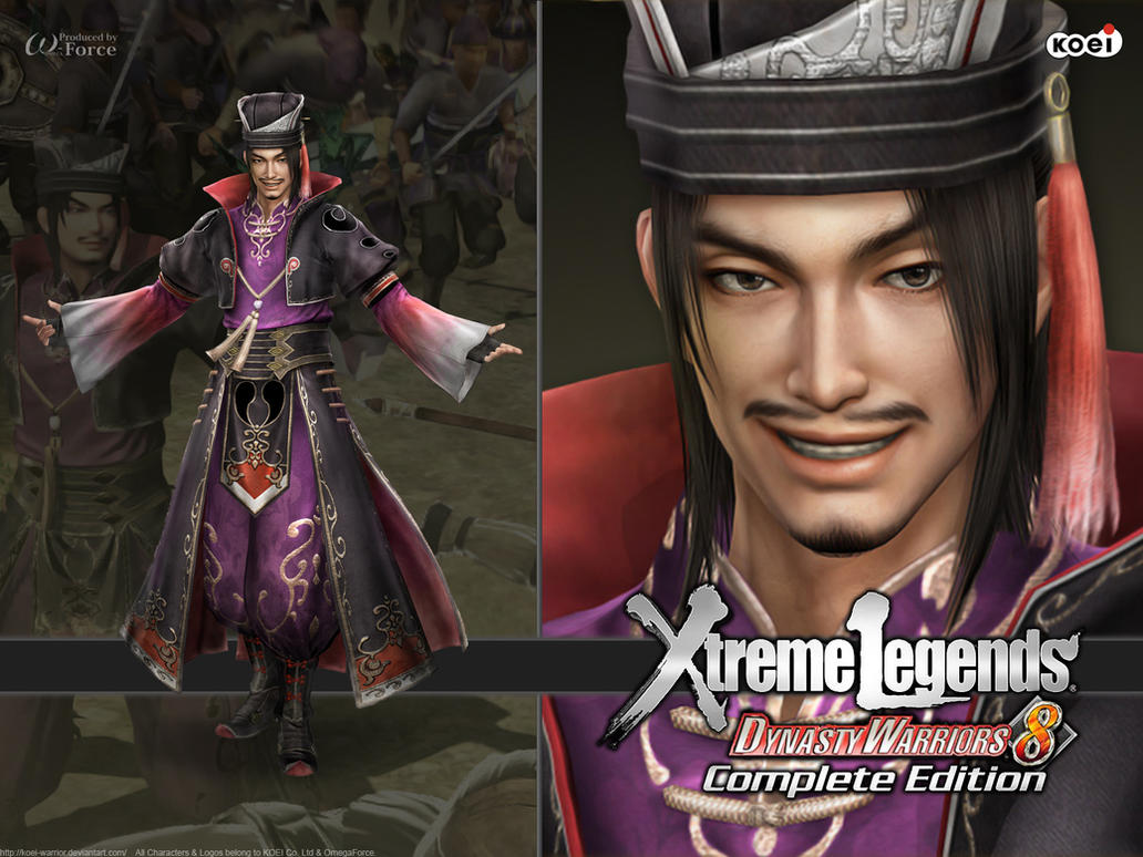 DW8XL Wallpaper - Chen Gong by Koei-Warrior ... - dw8xl_wallpaper___chen_gong_by_koei_warrior-d7ao9ap