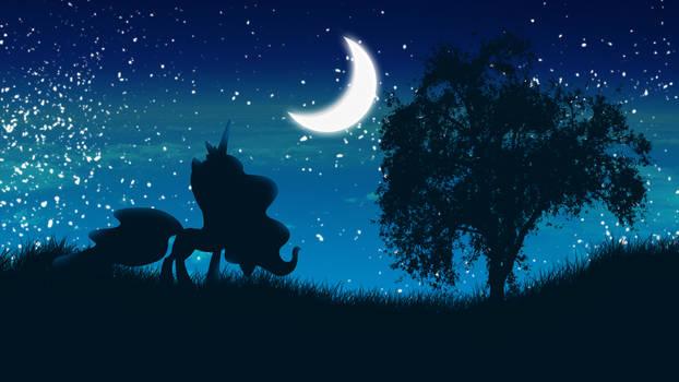 Luna - Night