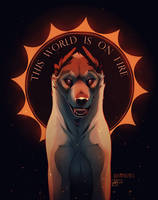 This world is on fire by CityScyes