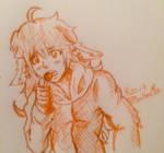 Sketch Request Candysweetx: Toka