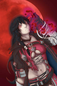 Scarlet Night Therion