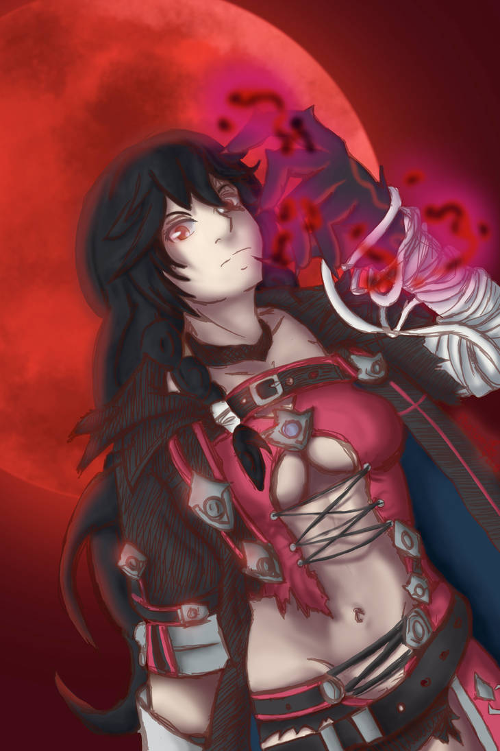 Scarlet Night Therion by Phatom12