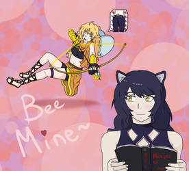 Bee Mine by Phatom12