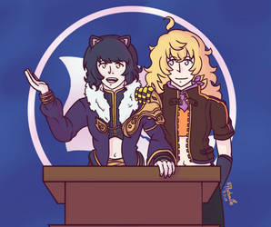 Bumbleby Week2019 Day7:Growing Old/Future Together