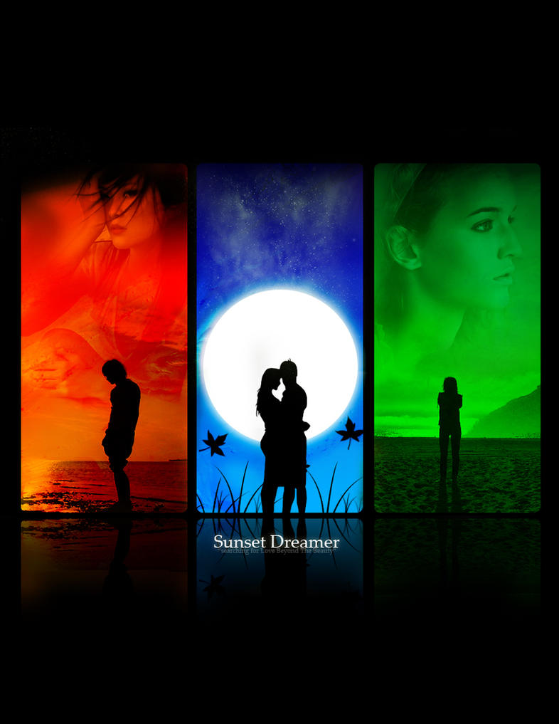 Sunset Dreamer by Joedaddy