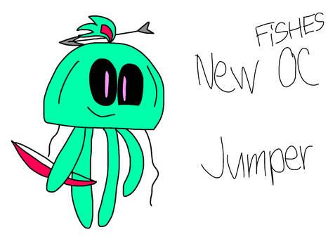 Meet My New FiSHES OC - Jumper