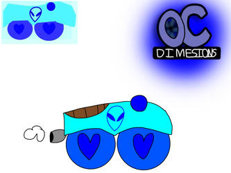 OC Dimensions - Maria Eds Motorcycle