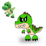 T-Rex In My Style