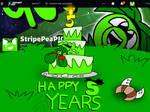 Happy 5 Years To The Speedy Plant