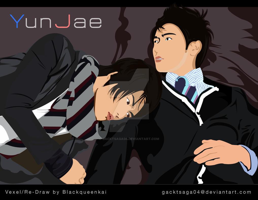 YunJae by gacktsaga04