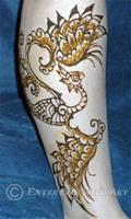 Henna Pheonix - Paste