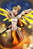Mercy by se-bas