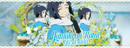 Cover Face #11 - Yamato no Kami Yasusada by Hajimeramiezu