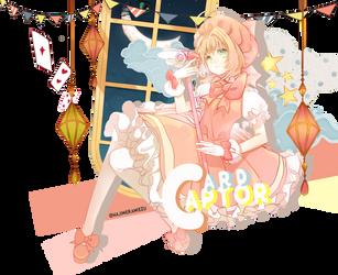 Card captor Sakura by Hajimeramiezu