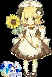 Render #8 - Little Girl by Hajimeramiezu