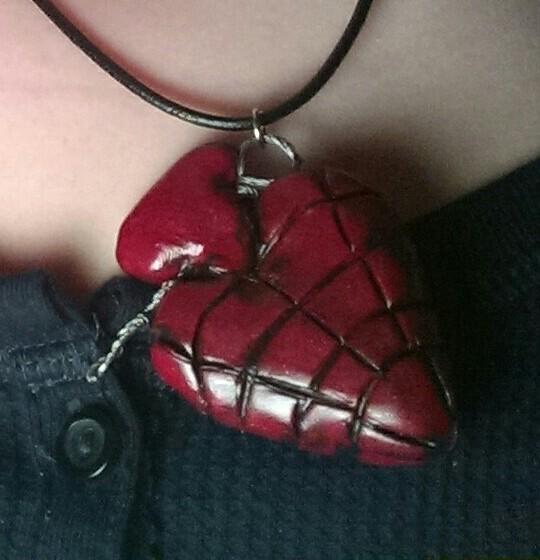 Green Day Heart Grenade by SmileyVamp