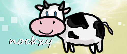 Harvest Moon's cow