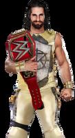 Seth Rollins Universal Champ 2017