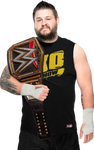 Kevin Owens NEW WWE Champion 2019 Updated PNG