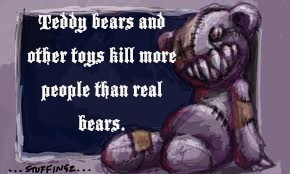 Killer Teddy Bears by Pisces--Dreamer