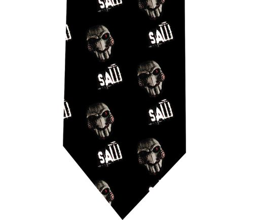 Saw Horror Gore Tie - model 1 by CoolTies