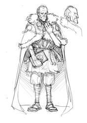 Master Euzebius Sketch by Ashlore