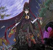 Contest Entry - Bayonetta by Autumnology