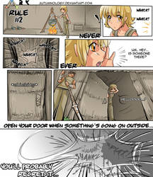 ARK - Rule#2 by Autumnology