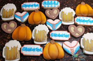 Oktoberfest cookies
