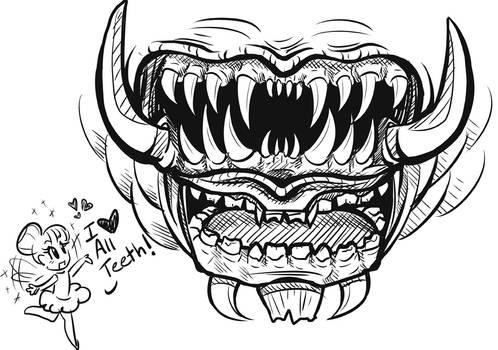 8 Teeth