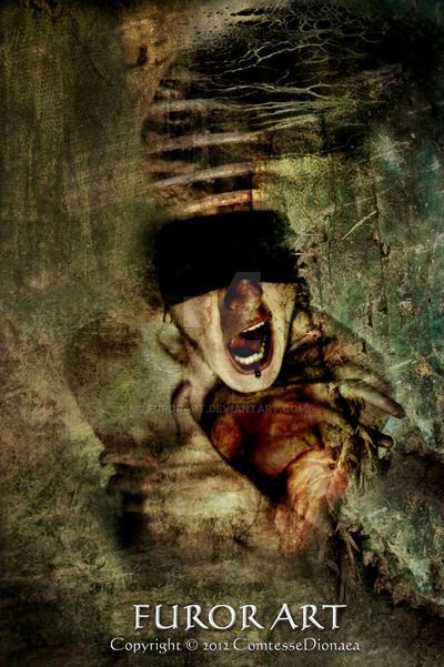 Der Raeuber der Psyche by FurorArt