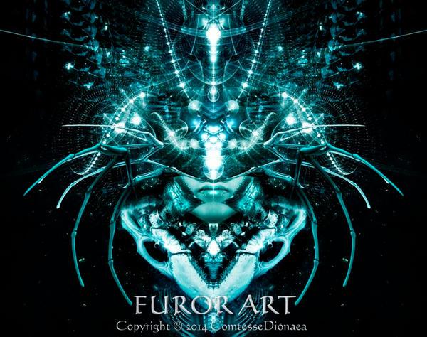 Space Queen by FurorArt