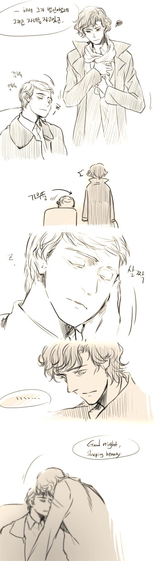 good night by madtenka