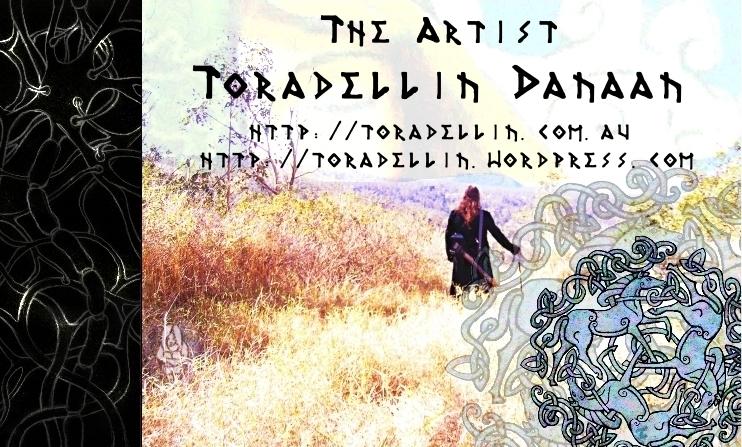 Toradellin Website home page image ad by Toradellin-Danaan