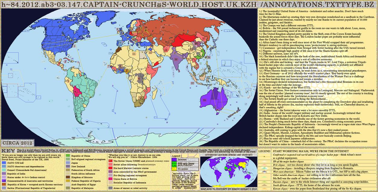 Captain crunchs world an alternate history map by sregan on captain crunchs world an alternate history map by sregan gumiabroncs Images