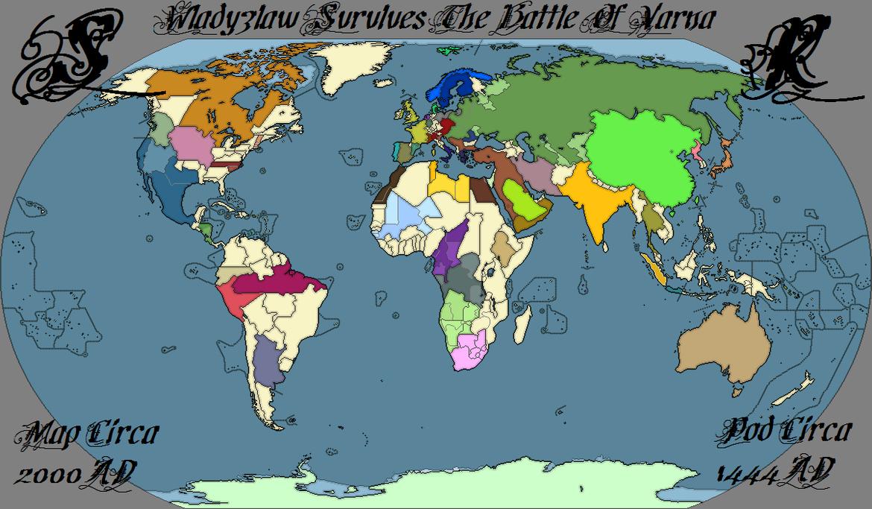 Wladyslaw Survives The Battle Of Varna An AH Map By SRegan On - Varna map
