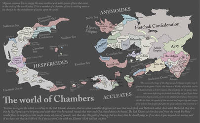 The world of Chambers