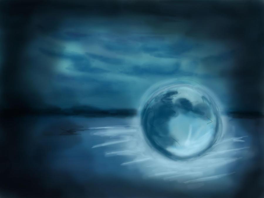 moon by black-hole-paradox on DeviantArt